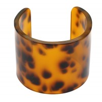 How gorgeous is this!! Large tortoise shell cuff $29.95