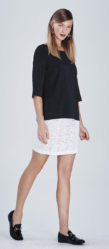 4. Skirt- Don't you just love the ease and simplicity yet total sophistication from this Mela Purdie Skirt