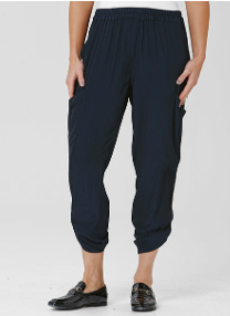 Mela Purdie Cargo Pant - these are my favourite pants this season , no iron, on trend and they look great with a high shoe or flat sandal