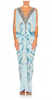 Create a sense of whimsy with a Camilla kaftan