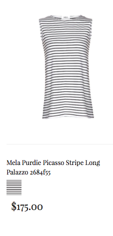 6. nothing says Resort Holiday like a stripe T
