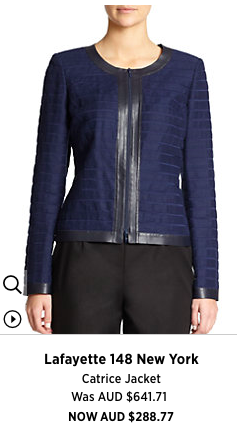 If you need to define your waist this is a great jacket for you