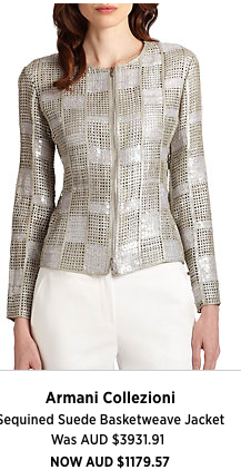 To take your look form day to night add a simple yet elegant evening jacket