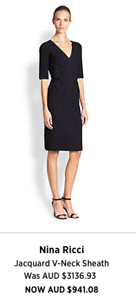 For the days or nights when you need to look and feel your best - you cant go past the LBD