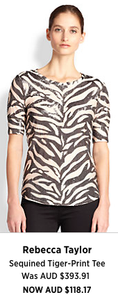 Just because you have your basics definitely doesn't mean it needs to be boring- this top will take you many places
