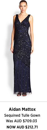 For a specialevent you just cant go past this stunning dress
