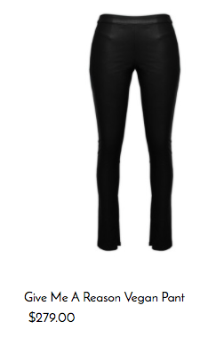 My most favourite of all winter pants from Luxe Deluxe