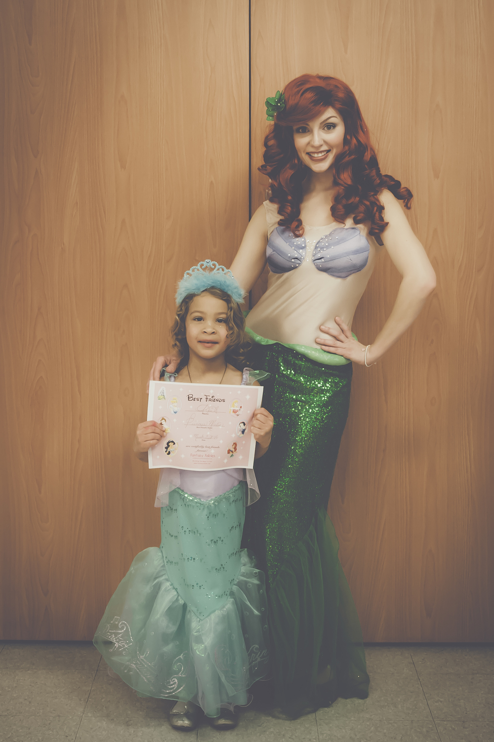 it's official.........she's a mermaid!!!!!!!!