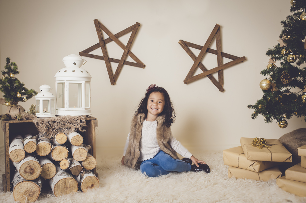 Christmas session ,Burlington Photographer