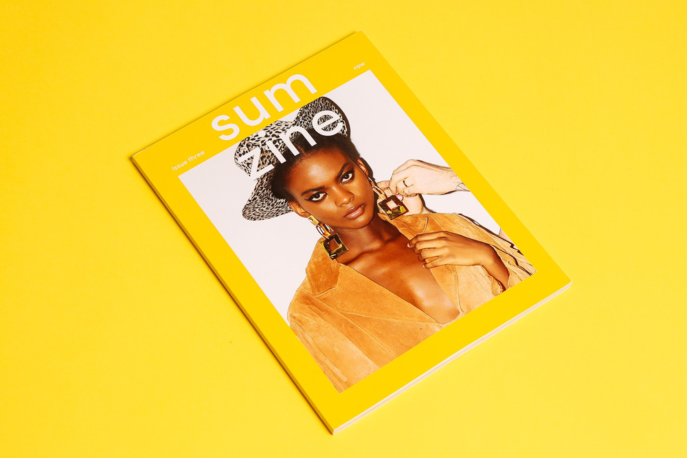 Sumzine, Raw Issue _ 2015 Design Direciton, Editorial, Fashion