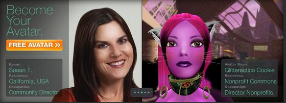 Los avatares permiten la individualización para facilitar la comunicación mediada por computadora.