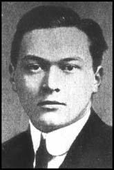 Walter Lippmann  , filósofo norteamericano.