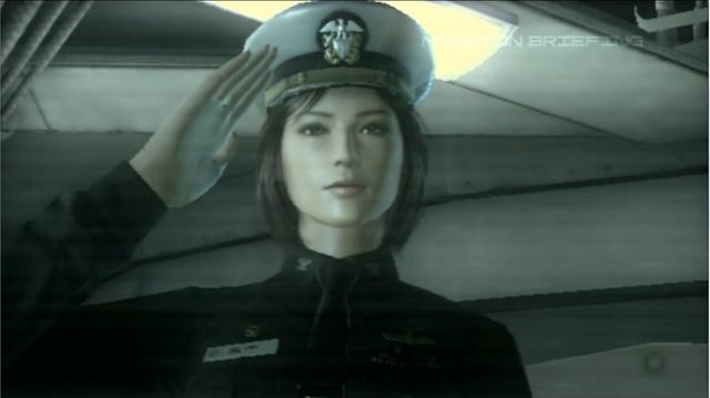 Mei Ling, personaje del videojuego Metal Gear Solid 3