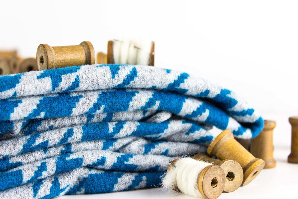 fabric yarn bobbins
