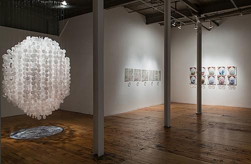 Shiver   installation 2015