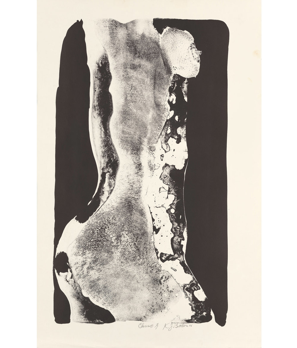 Cherie 1,  1968 Lithograph, 5/7