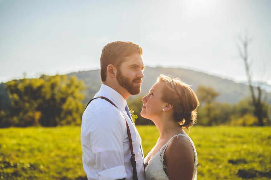001 Bride and Groom atop a mountain