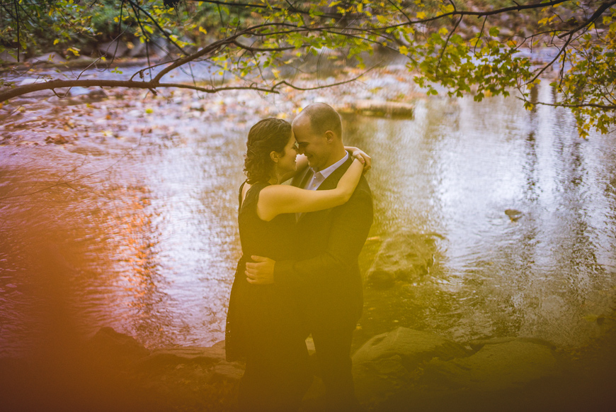006 engagement session in rock creek washington dc