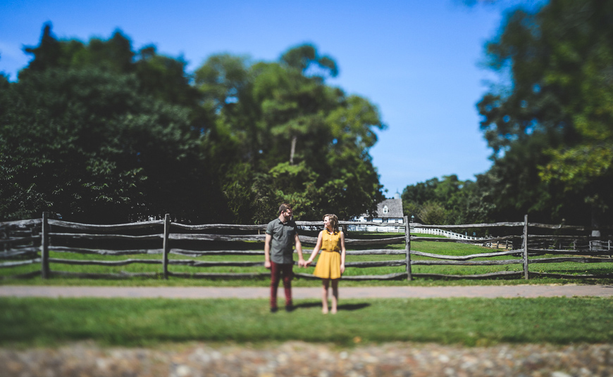 008 freelensing Nathan Mitchell Photography Williamsburg Engagement