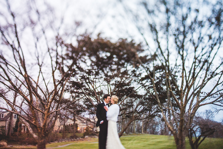 044 tilt shift wedding portrait