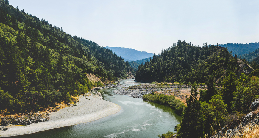 054 California River landscape nathan mitchell photography