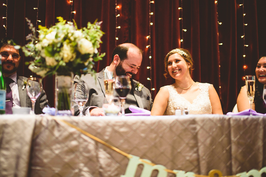 012 bride and groom laughing during toasts.jpg