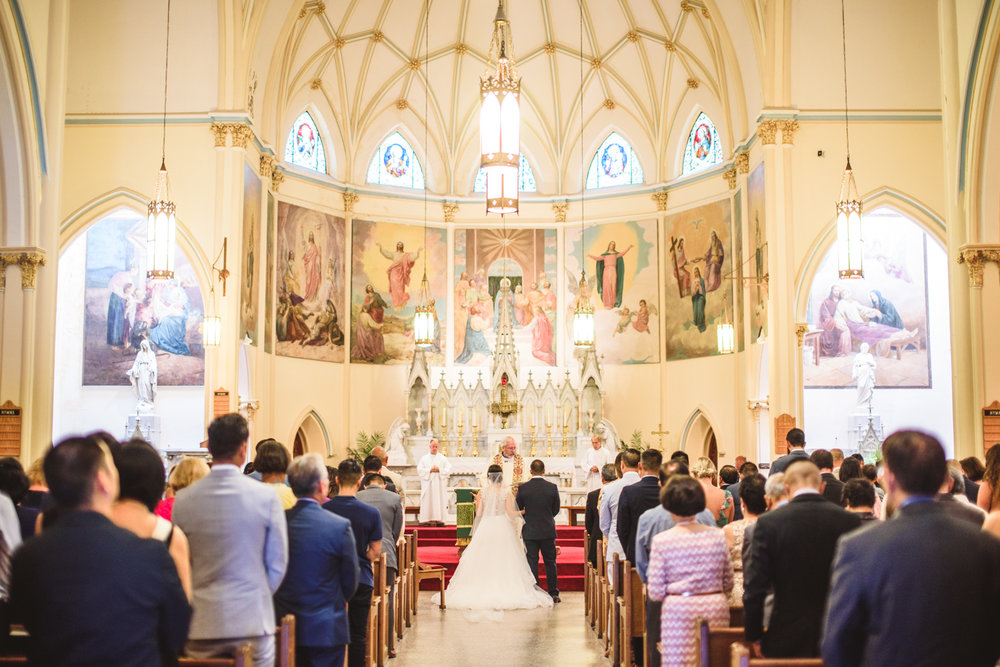 014 catholic wedding ceremony in portsmouth virginia nathan mitchell photography.jpg
