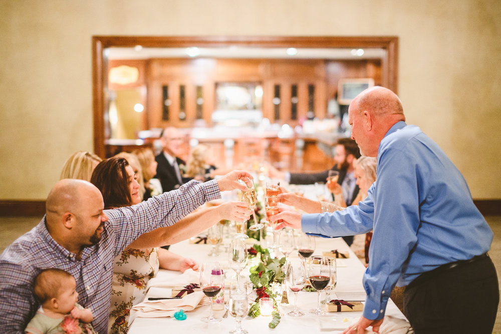 031 - guests toast the bride and groom at an intimate wedding in california.jpg