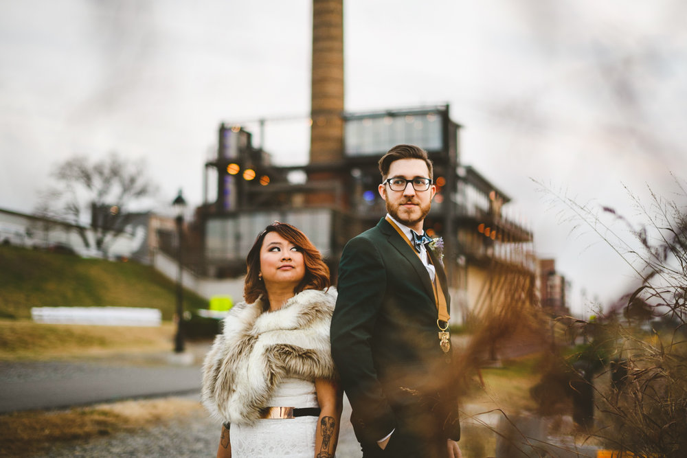 019 - beautiful richmond wedding portrait with the boathouse restaurant in background.jpg