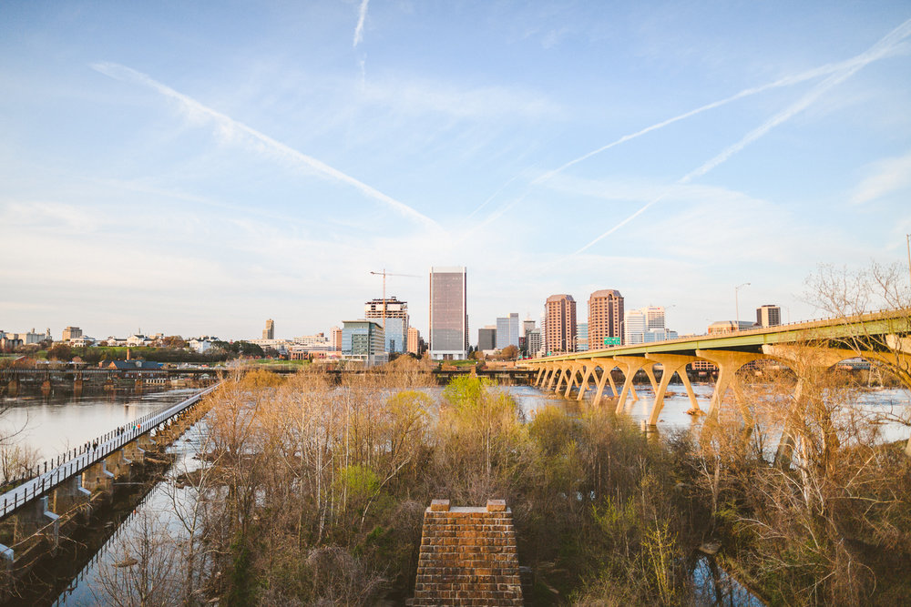 012 - city of downtown richmond virginia photographed from manchester richmond and dc wedding photographer nathan mitchell.jpg