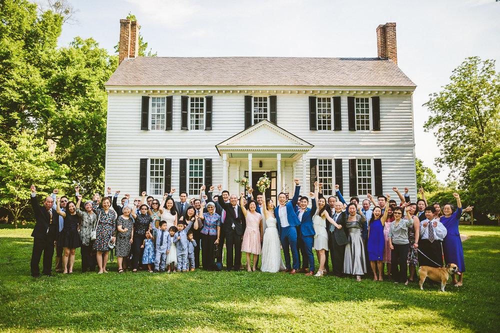 039 - whole wedding family portrait virginia wedding.jpg