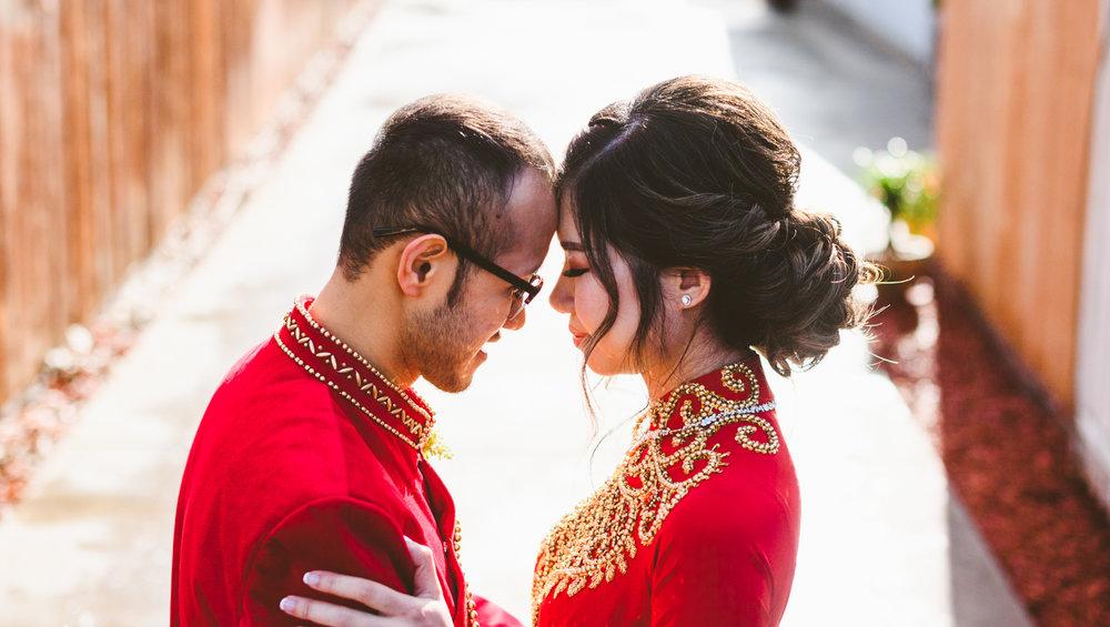 002 - chinese wedding portrait red dress - baltimore and washington dc wedding photographer nathan mitchell.jpg