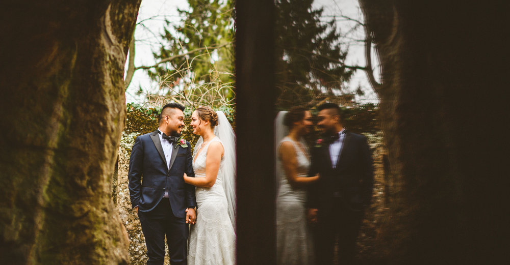026 - washington dc bride and groom reflection portrait.jpg