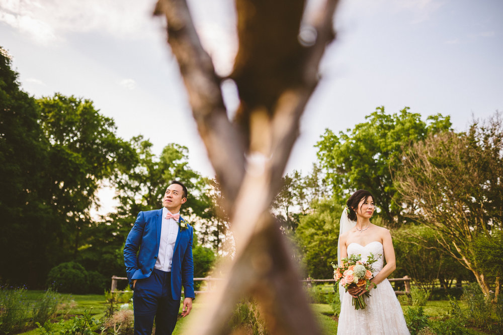 052 - bride and groom with sticks in foreground.jpg
