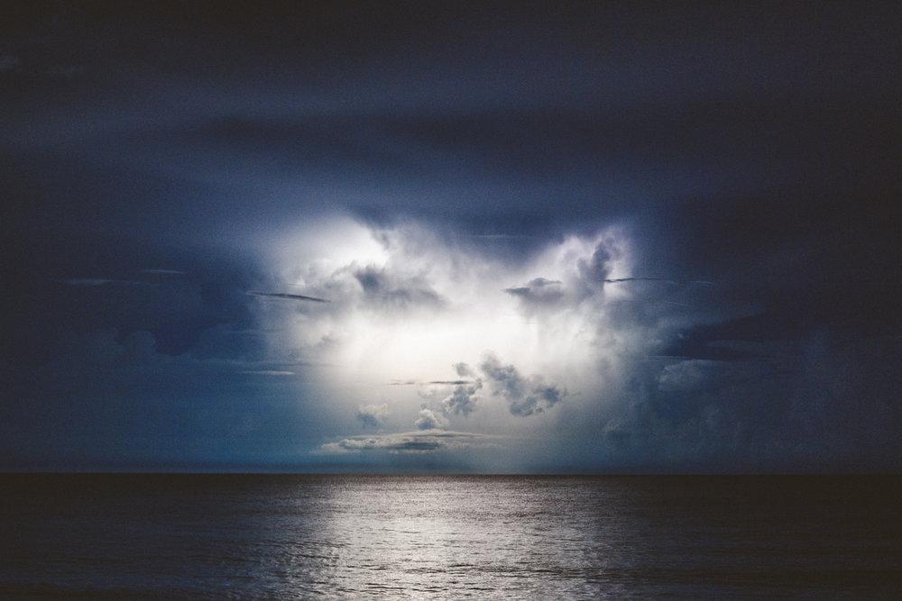071 - amazing lightning photo on the beach in south carolina.jpg