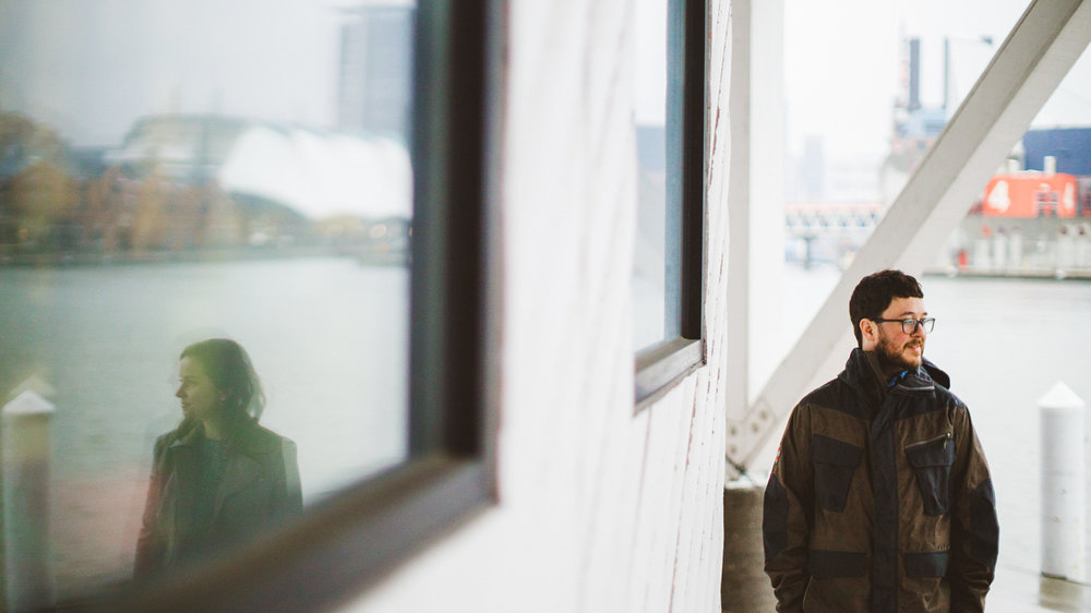 005 - baltimore wedding photographer nathan mitchell reflection portrait.jpg