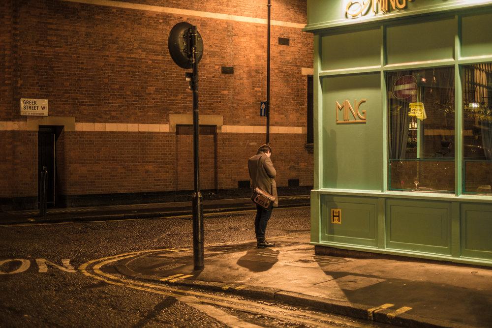 Greek Street Soho London 2015l