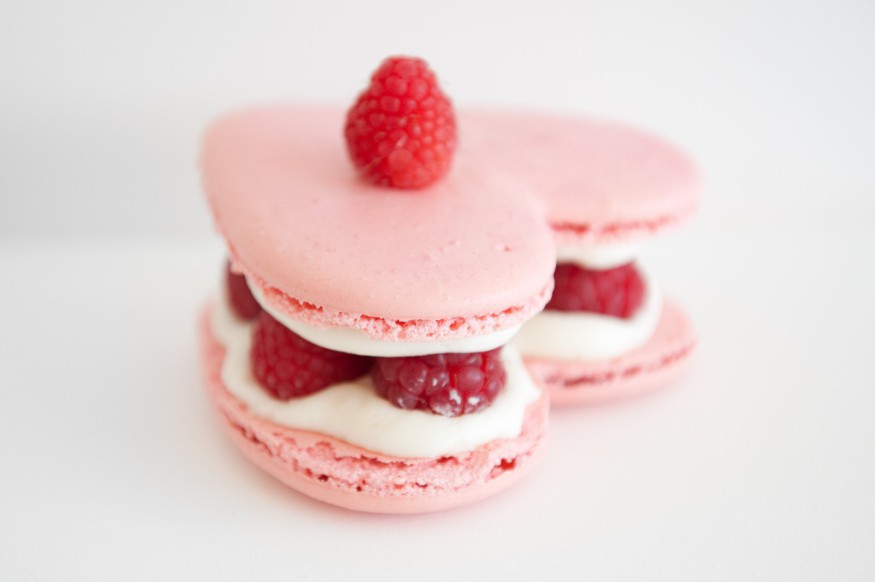 A taste of our Signature Series Macarons. macarons, large macarons, large macaroons, macarons houston