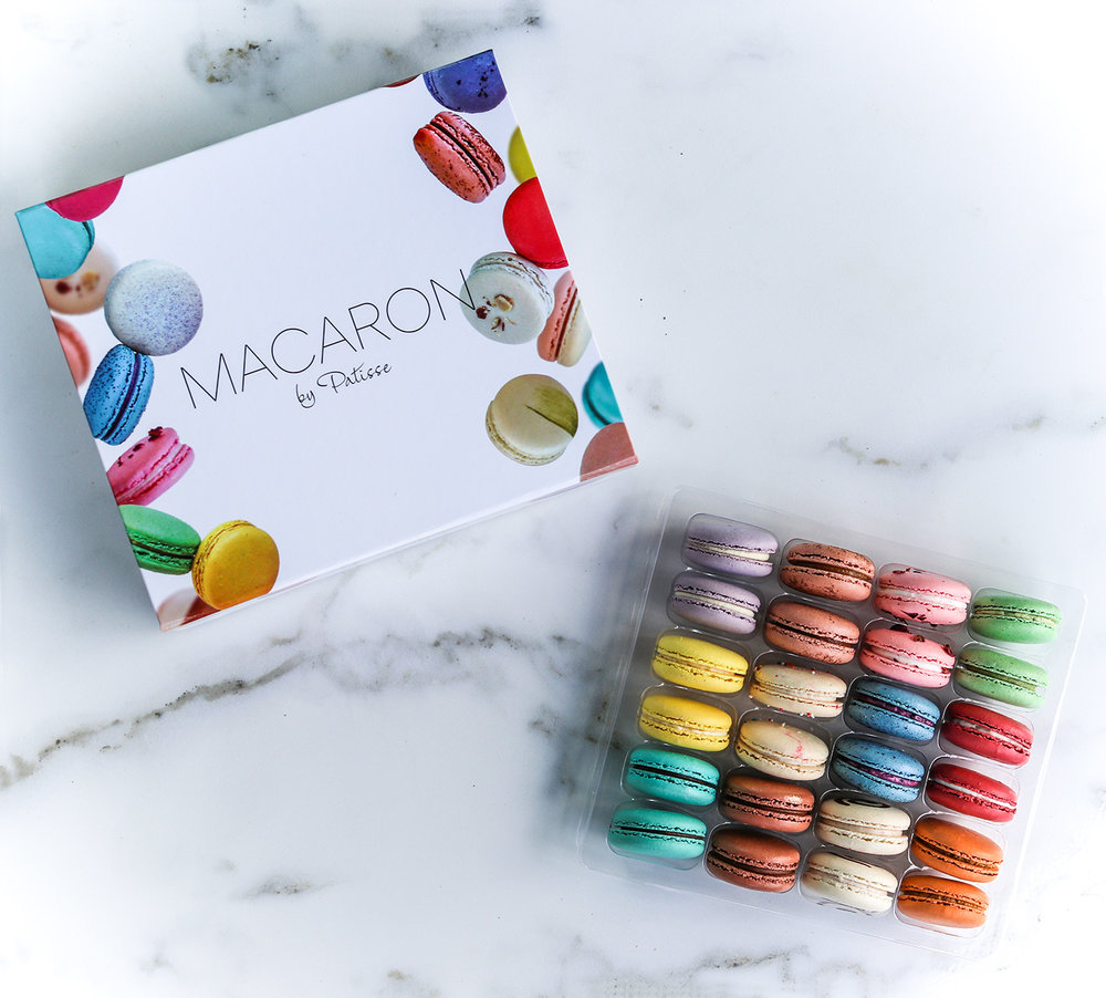 Build your Own 2 Dozen MACARON Gift Box. shippingbox.jpg & Build your Own 2 Dozen MACARON Gift Box u2014 Macaron by Patisse