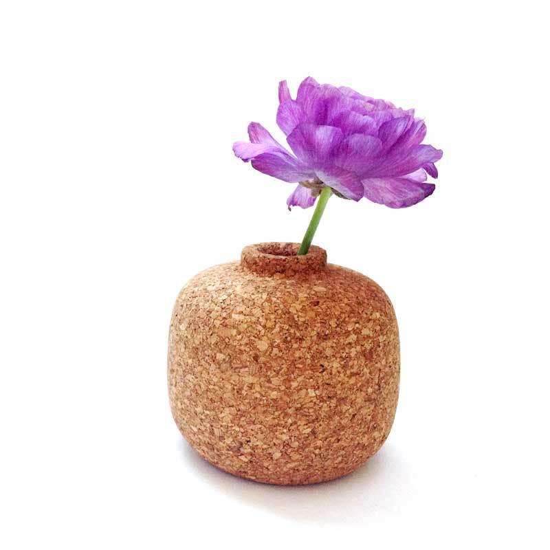 Cork Vase
