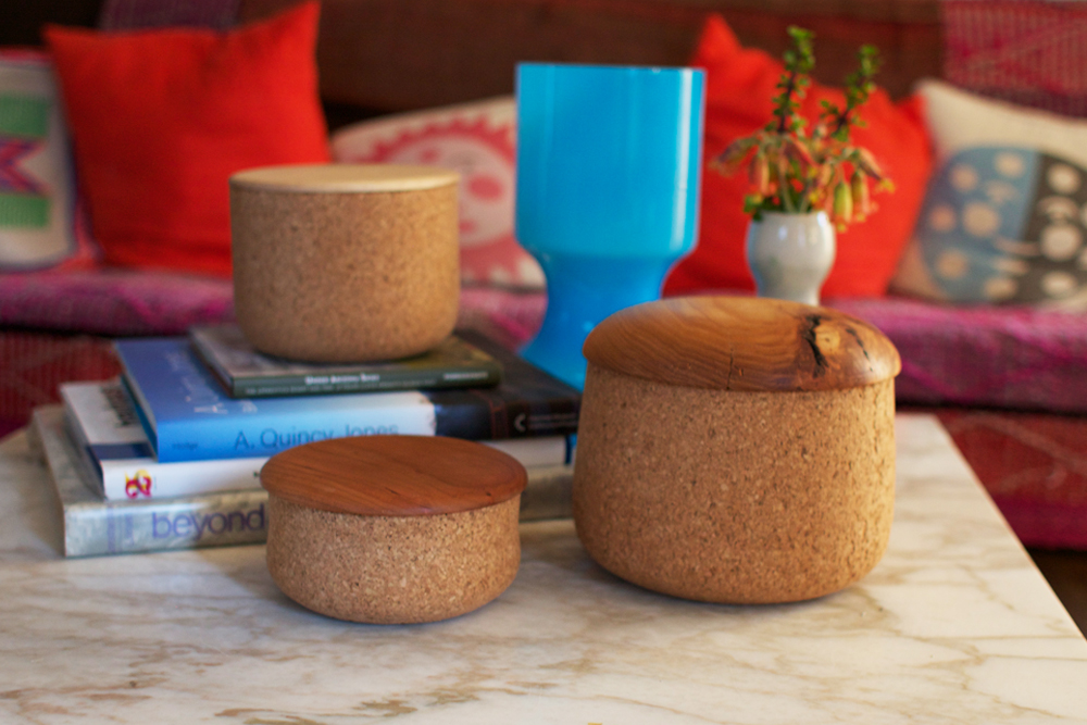 New Cork Treasure Pots!