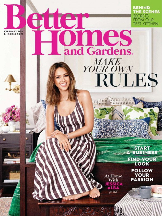 Better Homes and Gardens Features Melanie Abrantes Designs