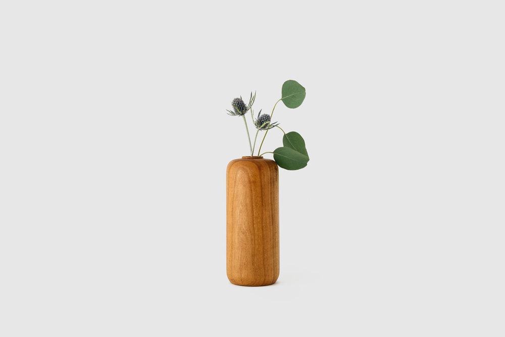 Cherry Tall Vase, $115