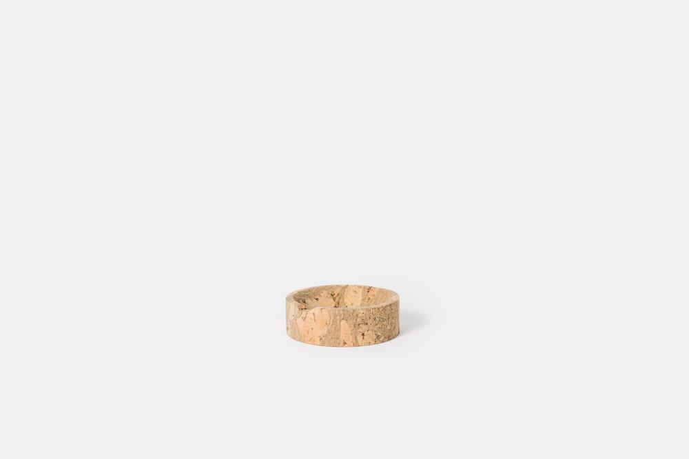 Marble Cork Smoke Dish, $85