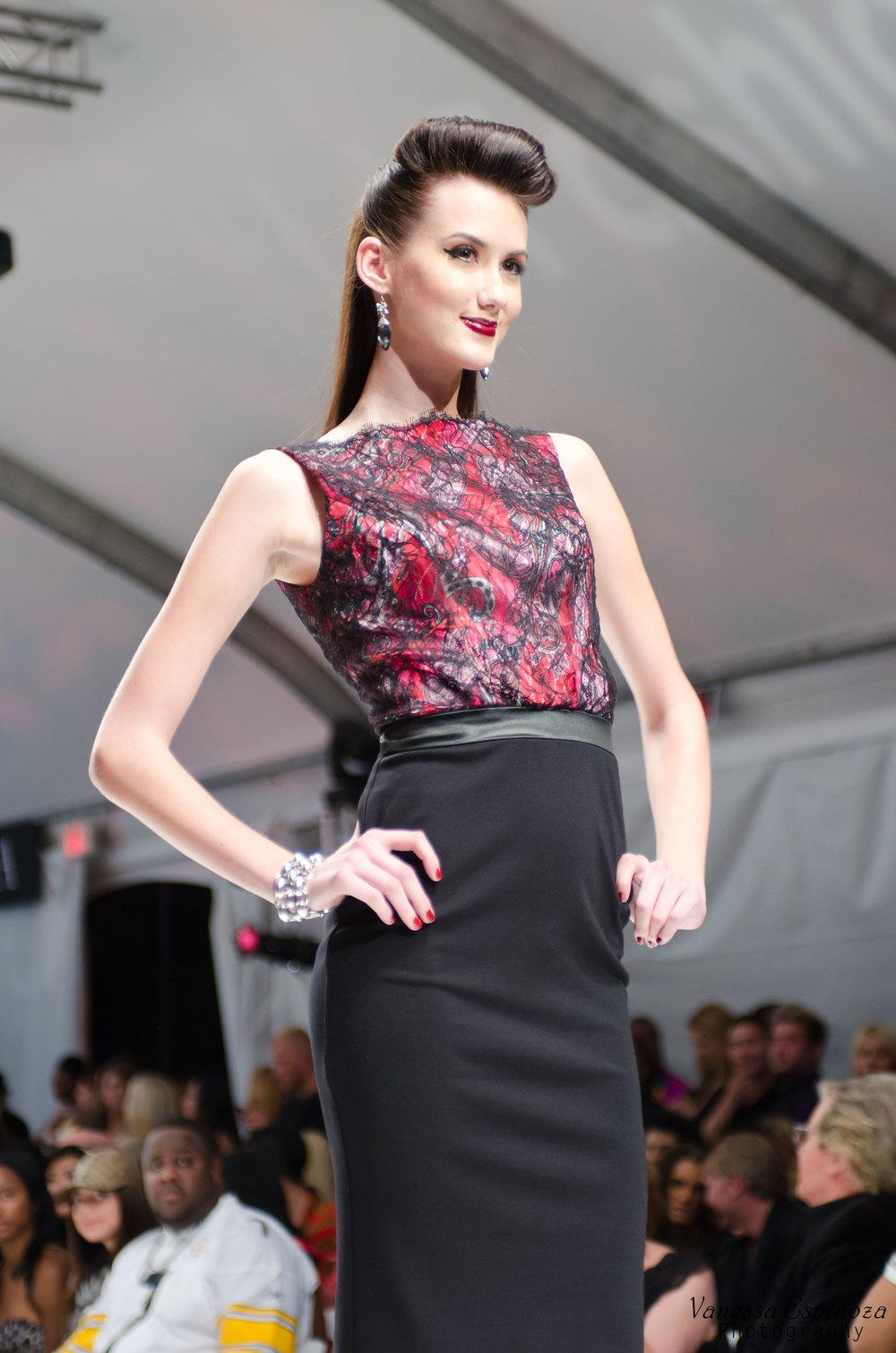 LA Fashion Weekend 2012: DINA BAR-EL