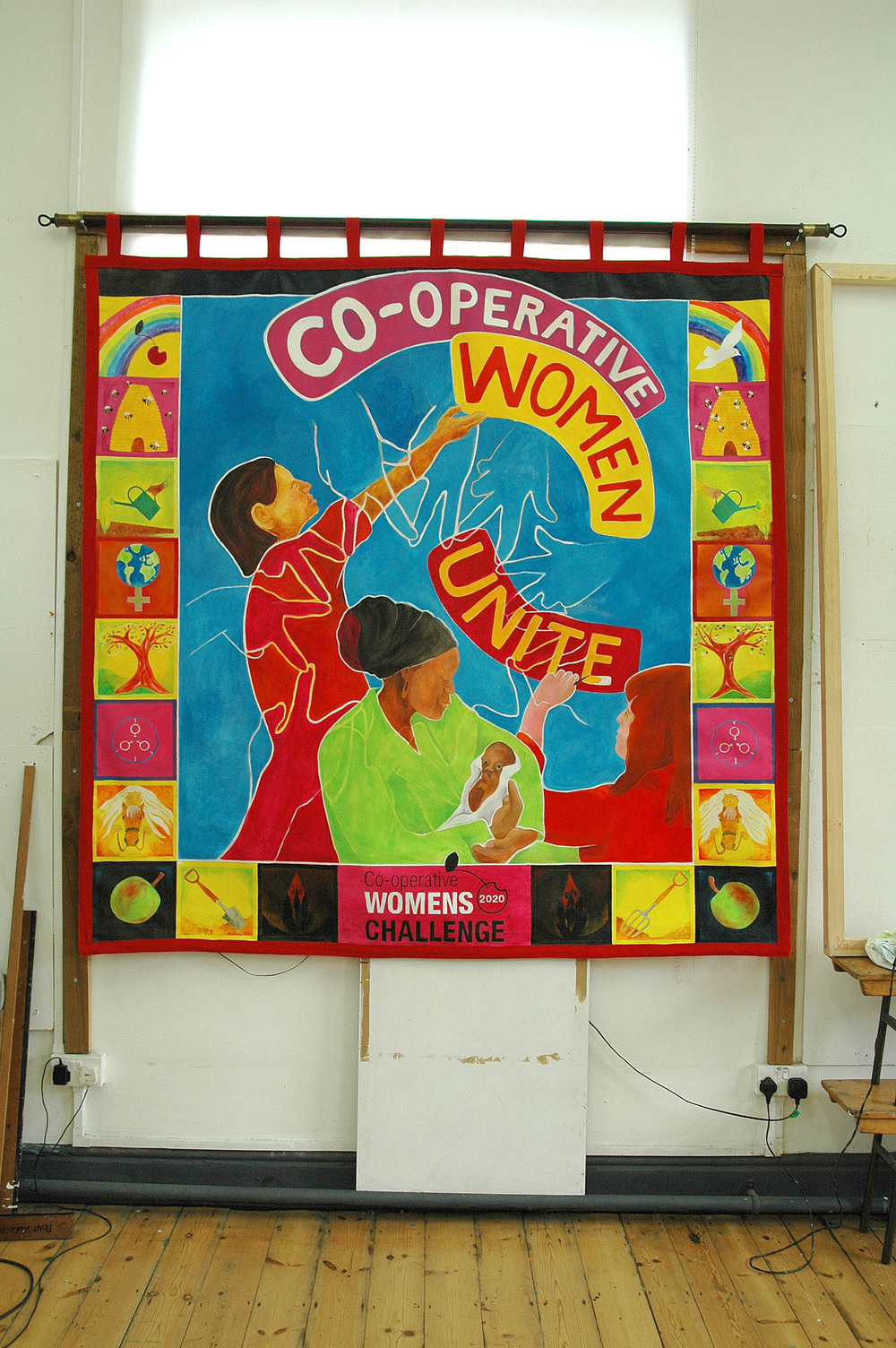 Co-operative Womens Banner