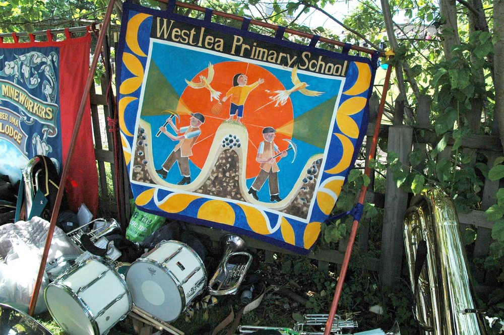 Westlea Primary School Banner