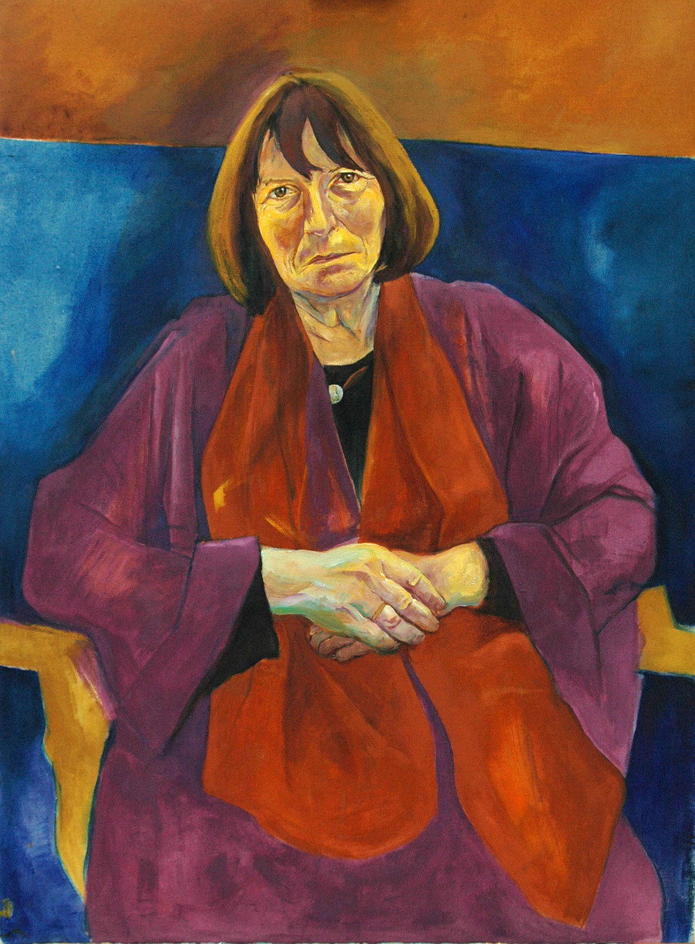 Portrait of penny Wilson