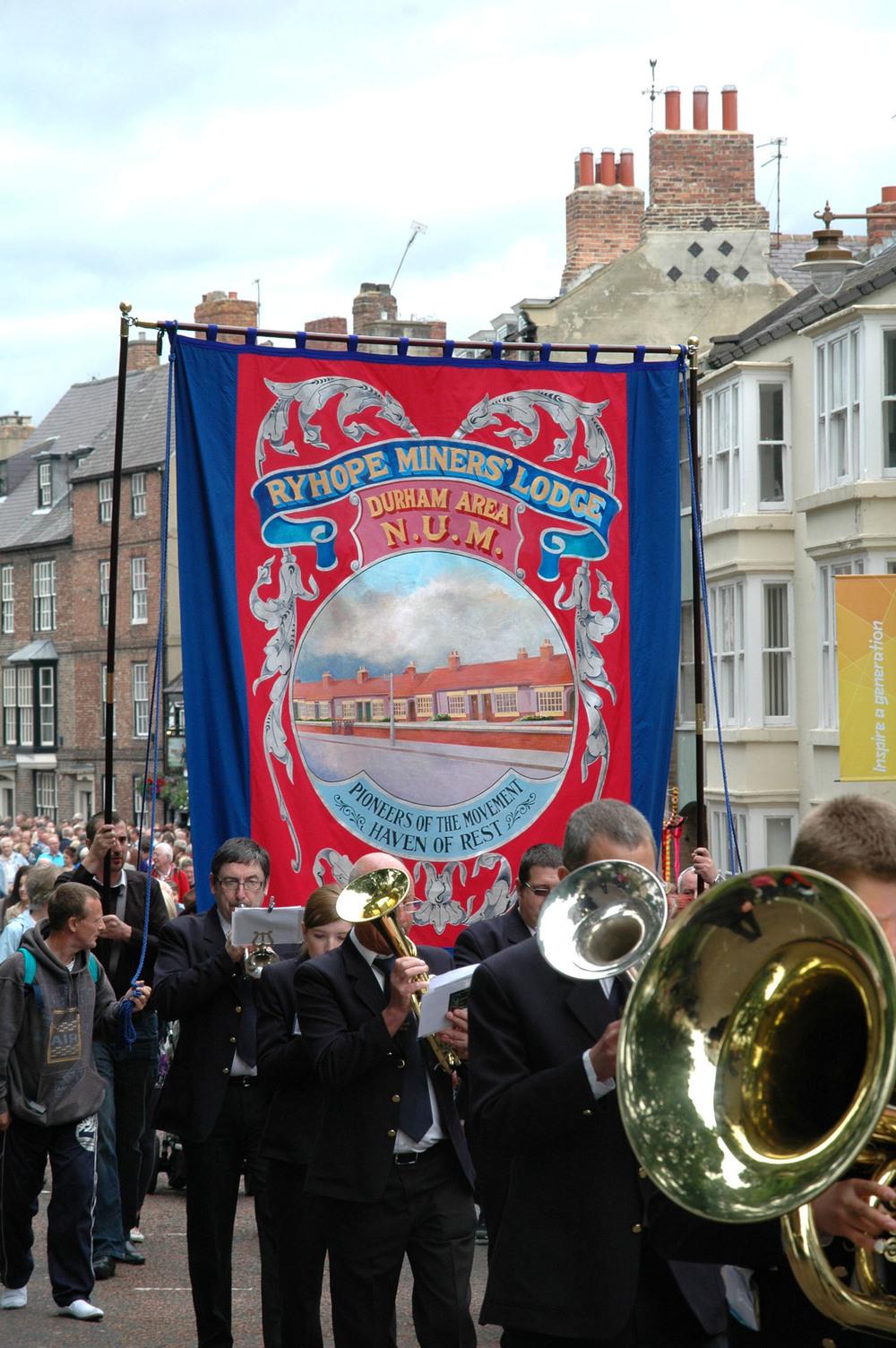 Ryhope Banner