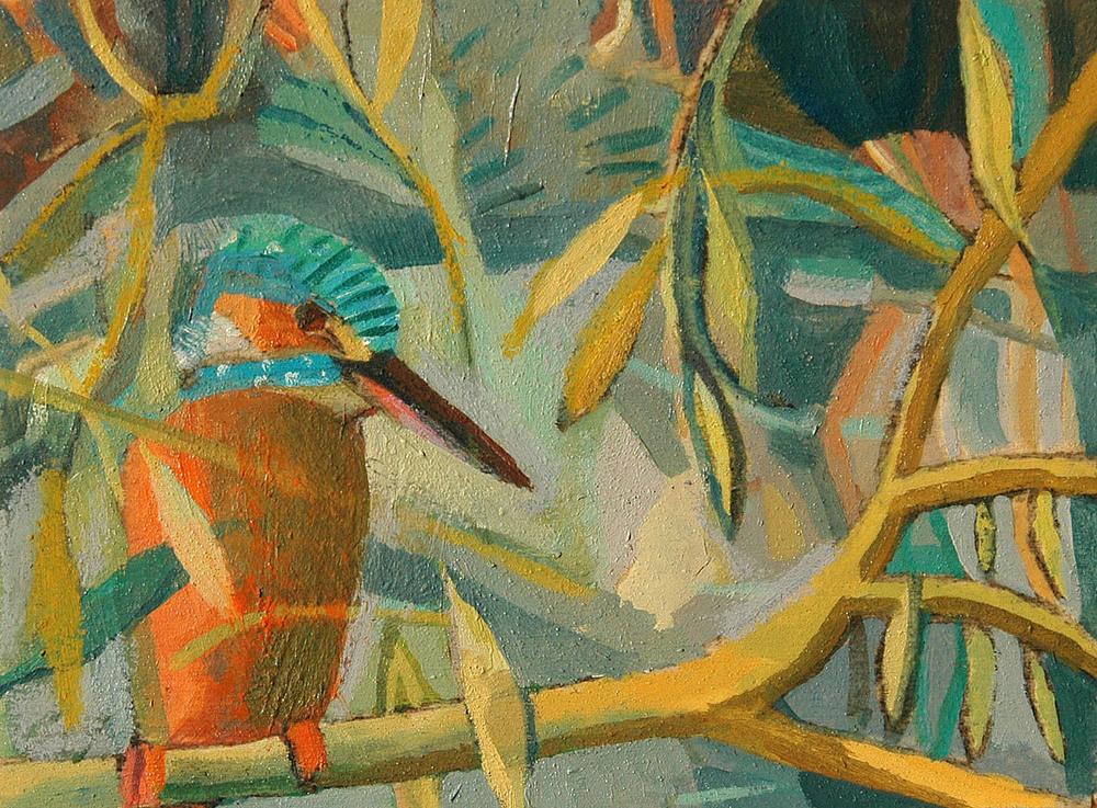 Lammas Kingfisher